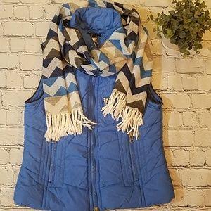 NWOT Rafaella Puff Vest